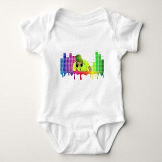 DJ papotax Baby Bodysuit