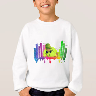 DJ papotax Sweatshirt