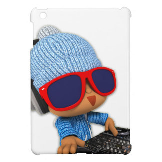 DJ Peekaboo Cover For The iPad Mini