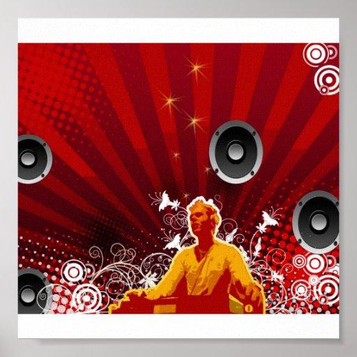 DJ pretty Print