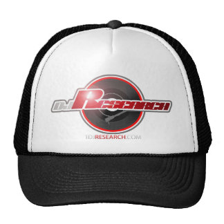 DJ Research Trucker Hat