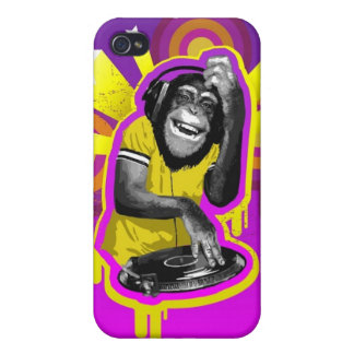 DJ Scratch and Sniff iPhone 4 Speck  Case
