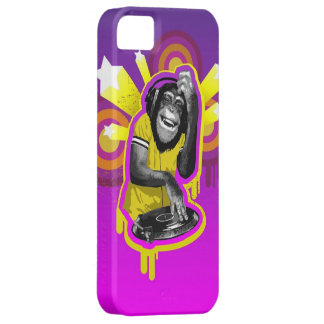 DJ Scratch and Sniff iPhone 5 Case