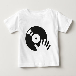 Dj Scratch turntable Baby T-Shirt