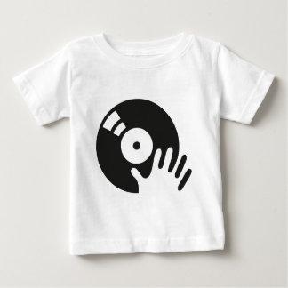 Dj Scratch turntable Baby T-Shirt
