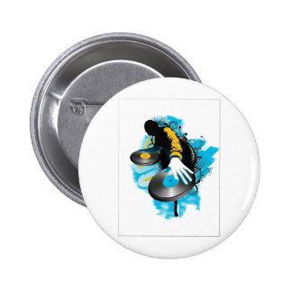 DJ Scratch'n Pin