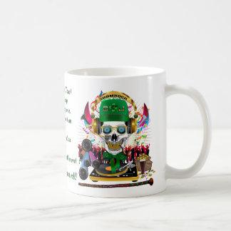 DJ. Shamrock Let the good times roll! View Hints Coffee Mug