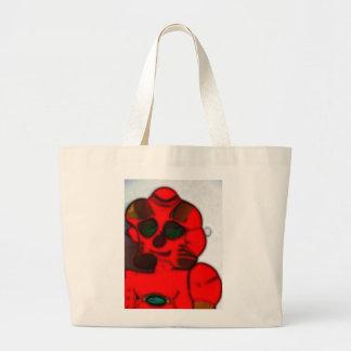 DJ.SK Deformed Robot w/o Canvas Bag