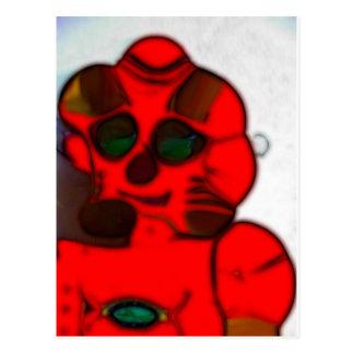 DJ.SK Deformed Robot w/o Postcard