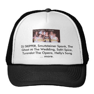 DJ SKIPPER, Smutsteiner Spank, The Gh... Cap