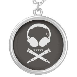 DJ Skull Custom Jewelry