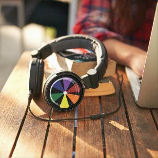DJ Style Headphones PRIDE COLOR WHEEL