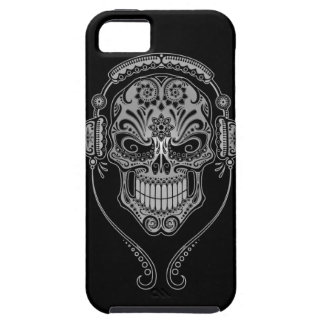 DJ Sugar Skull – dark iPhone 5 Covers