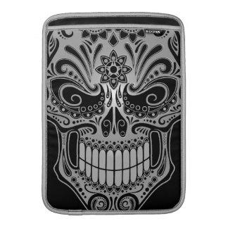 DJ Sugar Skull, dark MacBook Sleeve