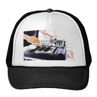DJ System Mesh Hats