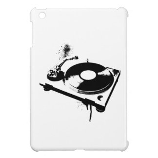 DJ Turntable iPad Mini sleeve   Ibiza House Music iPad Mini Case