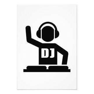 DJ Turntables Custom Announcements