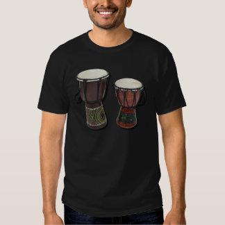 DjembeDrums081311 Tee Shirts