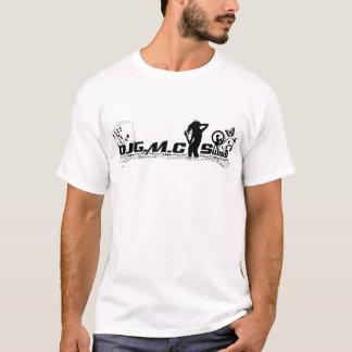 DJGMC Swiss - BW logo T-Shirt