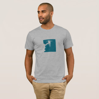 DJI Inspire Box Teal T-Shirt