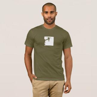 DJI Inspire Box White T-Shirt