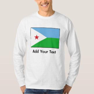 Djibouti - Djiboutian Flag T-Shirt