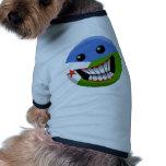 Djibouti Pet T-shirt
