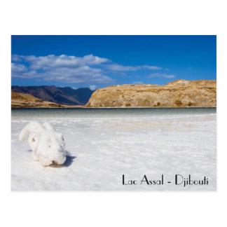 Djibouti postcard