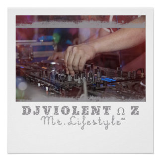 DJing Lifestyle Designer Style