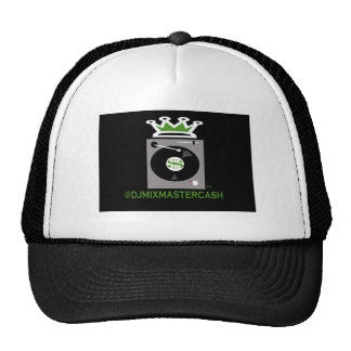 DJMIXMASTERCAH snapback hat