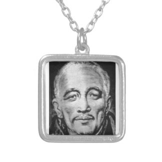 djwhal khul ascended master silver plated necklace