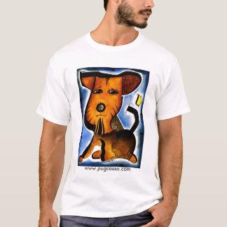 dk_2006dec23a, www.pugcasso.com T-Shirt