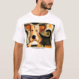 dk_2006jan4j, www.pugcasso.com T-Shirt
