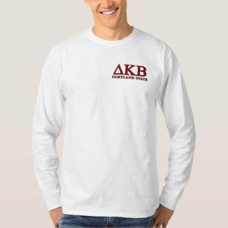 DKB Crest Back Logo Front T-Shirt