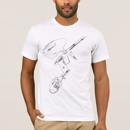 DLX LUXE Sketch T-Shirt
