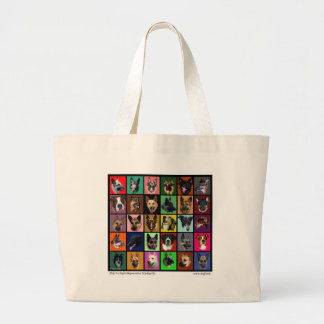 DM Rainbow Souls Tote Bags