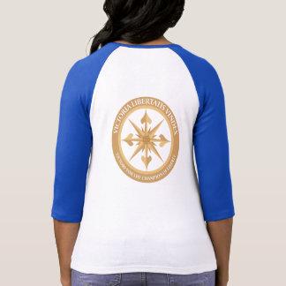 DMGS Women's Raglan T-Shirt