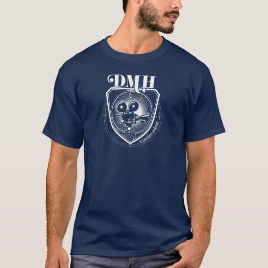 DMH Logo Royal Blue T-Shirt