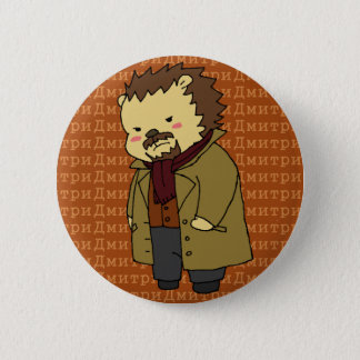 Dmitri Karamazov hedgehog button