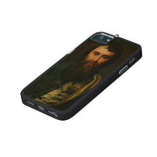 Dmitry Levitzky- Portrait of A I Borisov iPhone 5 Cover