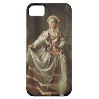 Dmitry Levitzky- Portrait of A P Levshina iPhone 5 Cover