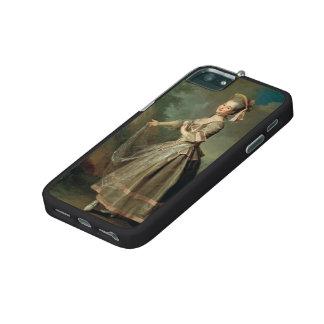 Dmitry Levitzky- Portrait of Ekaterina Nelidova Case For iPhone 5/5S