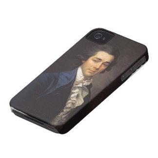 Dmitry Levitzky- Portrait of Nikolay Lvov Case-Mate iPhone 4 Case