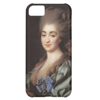 Dmitry Levitzky- Portrait of Praskovia Repnina iPhone 5C Case
