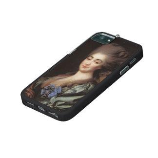 Dmitry Levitzky- Portrait of Praskovia Repnina iPhone 5/5S Covers
