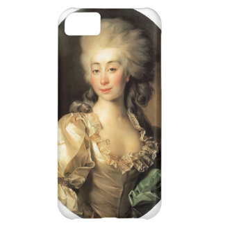 Dmitry Levitzky- Portrait of Ursula Mniszech Cover For iPhone 5C