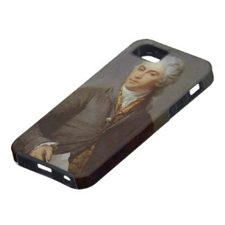Dmitry Levitzky- Portrait of Y I Bilibin iPhone 5 Covers