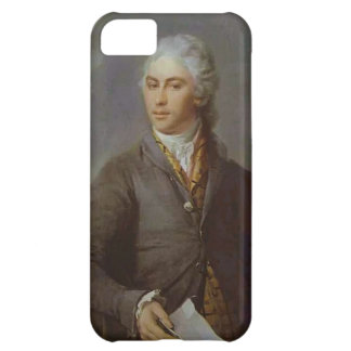 Dmitry Levitzky- Portrait of Y I Bilibin iPhone 5C Covers
