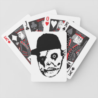 DMIZE - ZOMBIE FACE LOGO - DECK O CARDS