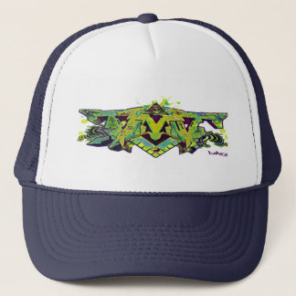 DMT ACCESSORIES - LTD EDITION AYAHUASCA TRUCKER HAT